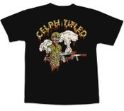 Image of Celph Titled: Deadly Soldier T-Shirt - Black Tee