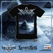 Image of BLADE OF HORUS - Monumental Massacre Album Tshirt