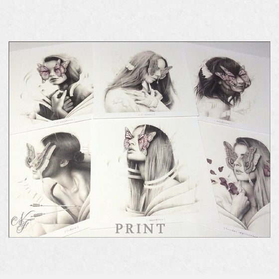Image of Mini Print Set - 02