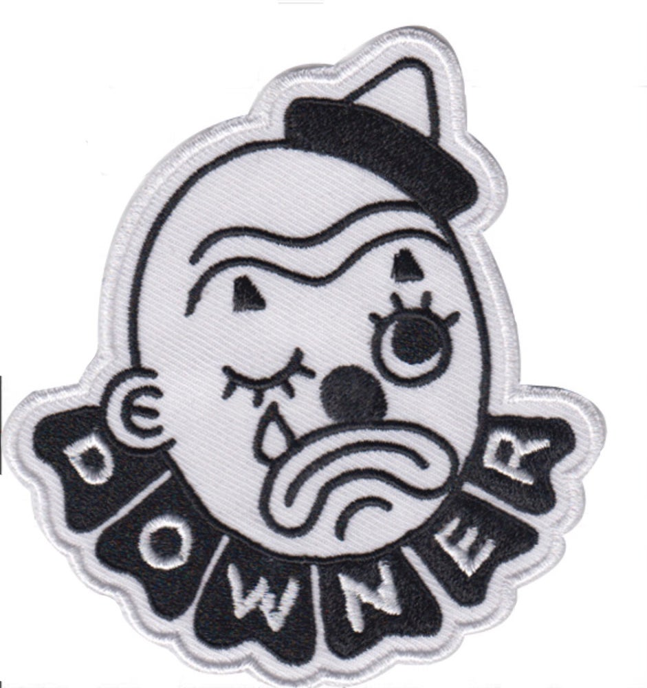 Image of Downer Clown patch