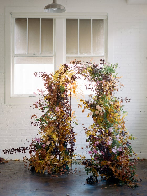 Image of Autumn Arbors and Installations