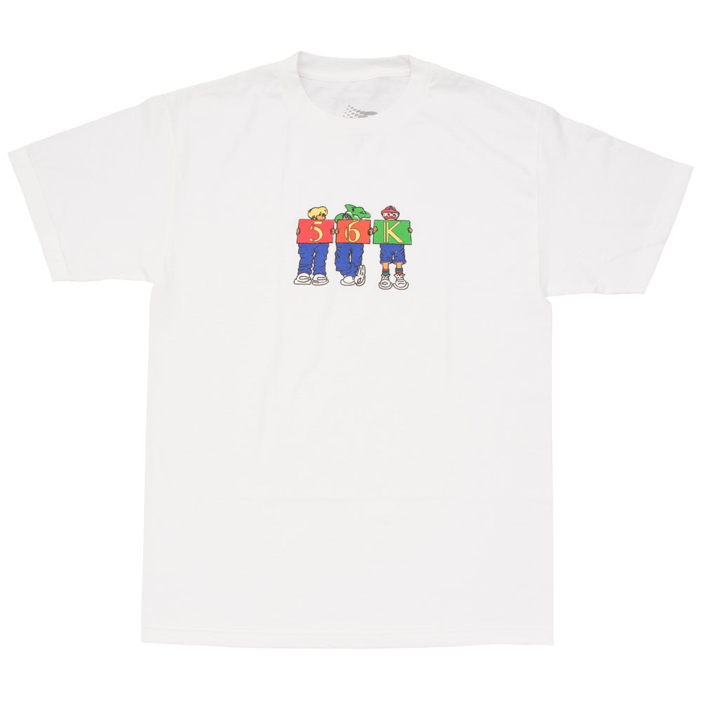 Image of CHILDHOOD TEE WHITE