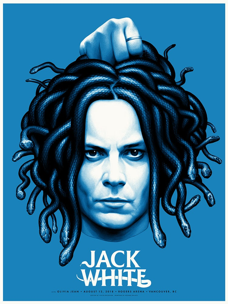 Image of JACK WHITE - VANCOUVER