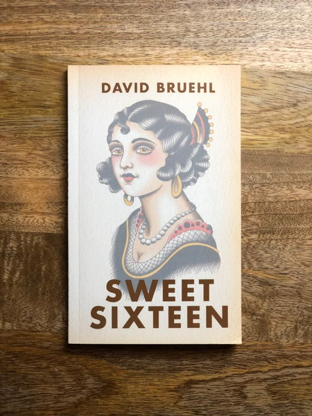 "Image of ""Sweet Sixteen"" Book"