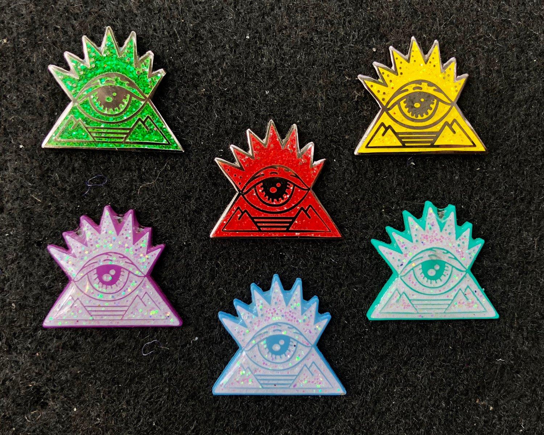 Image of Argus mini pins