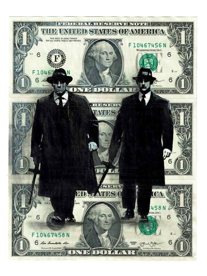 Image of Dirty dollar