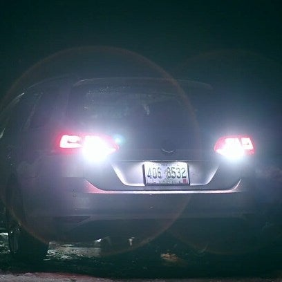 Image of BRIGHT Reverse LEDs  - Error Free - Fits: MKVII 2015+ Volkswagen GTI / Golf / Alltrack / GSW