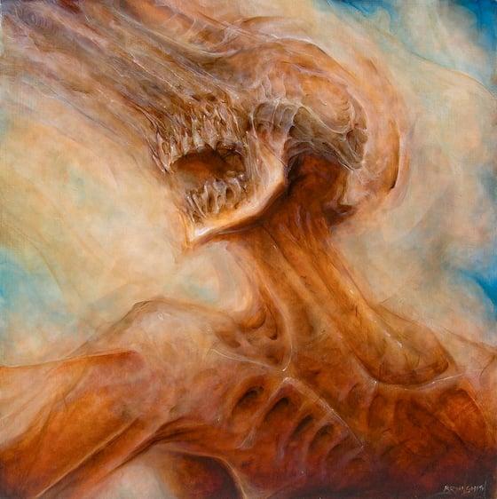 Image of Untitled (Horrendous 1), signed print