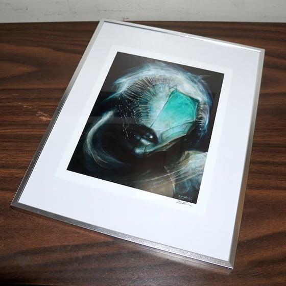 Image of untitled (Yolandi) signed print