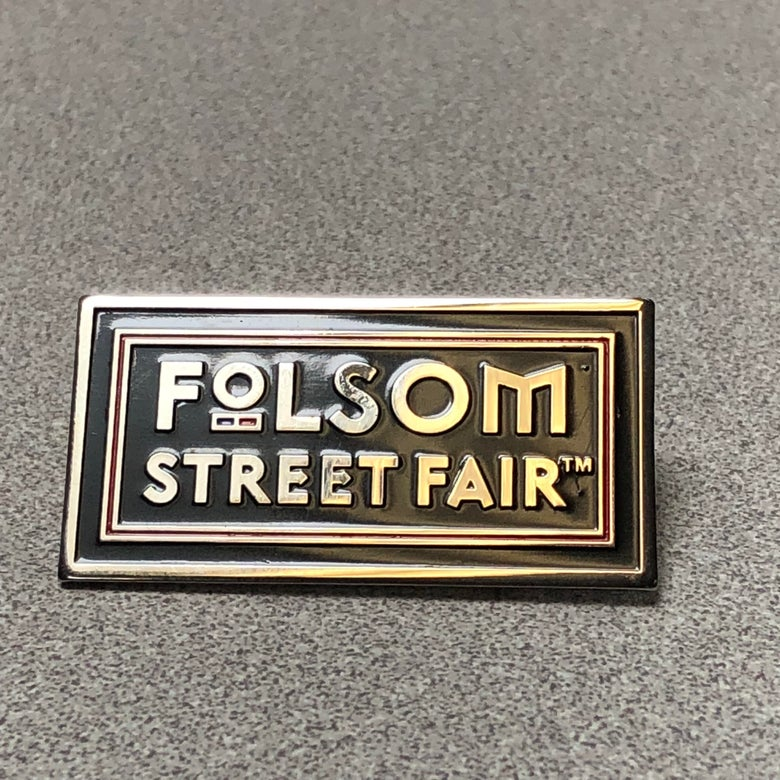 Image of Folsom Street Fair Pin