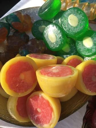 Image of Fruit Soaps