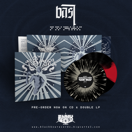Image of BAST Nanoangstrom Double Vinyl and CD