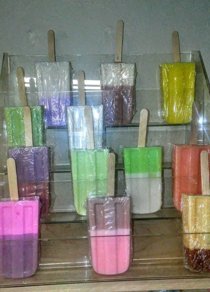 Image of Popsicle Soaps