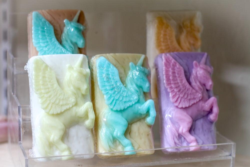 Image of Unicorn Soap