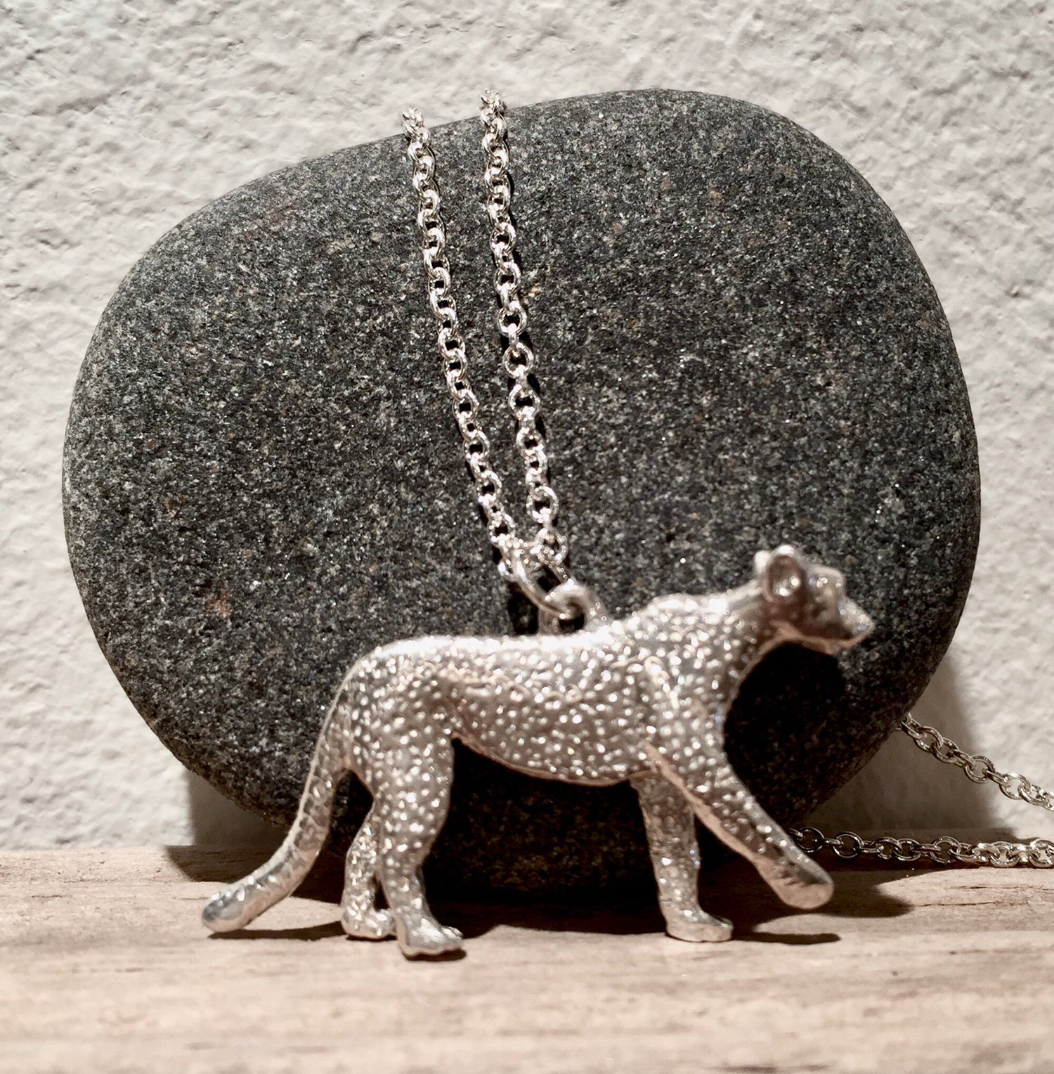 Image of Cheetah pendant