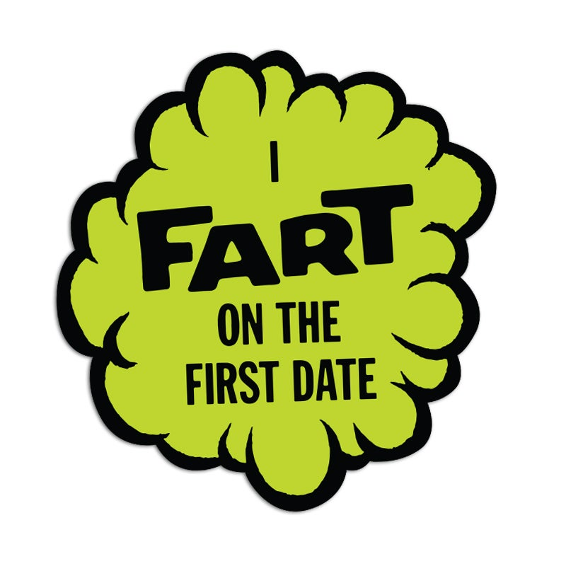 Image of First Date Sticker