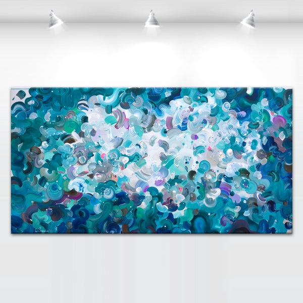 Image of Oceani imbre - 182x90cm