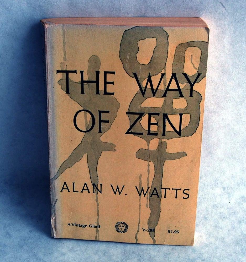 Image of The Way of Zen - Alan Watts