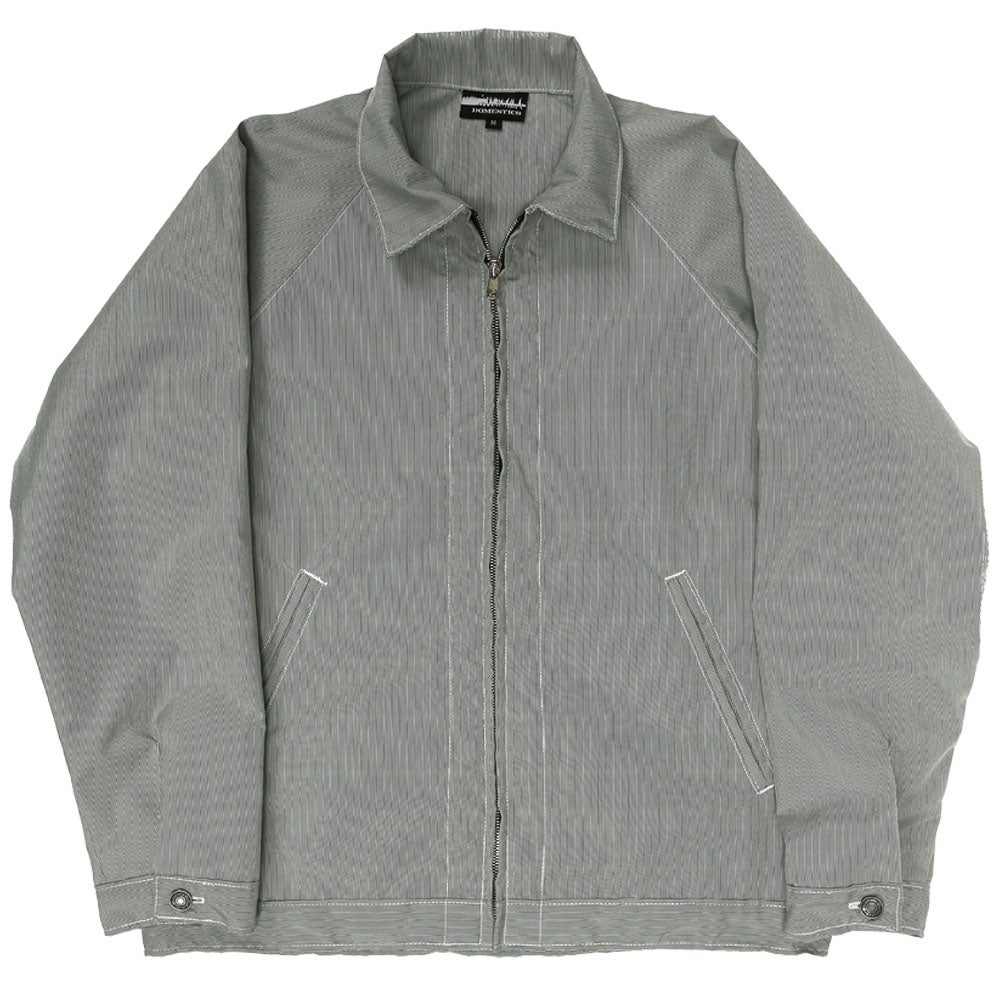 Image of DOMEstics. MADE IN USA Pin-cord Zip-up  Jacket