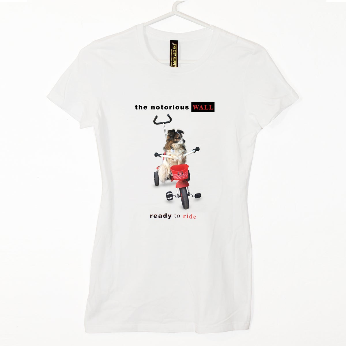 Image of $17 The Notorious Wall Tee