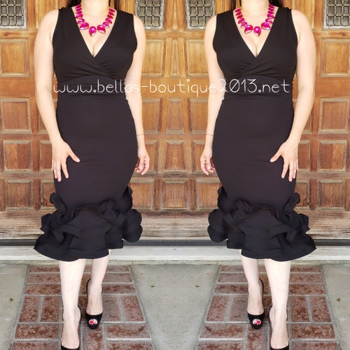 Image of Seductive Couture Dress