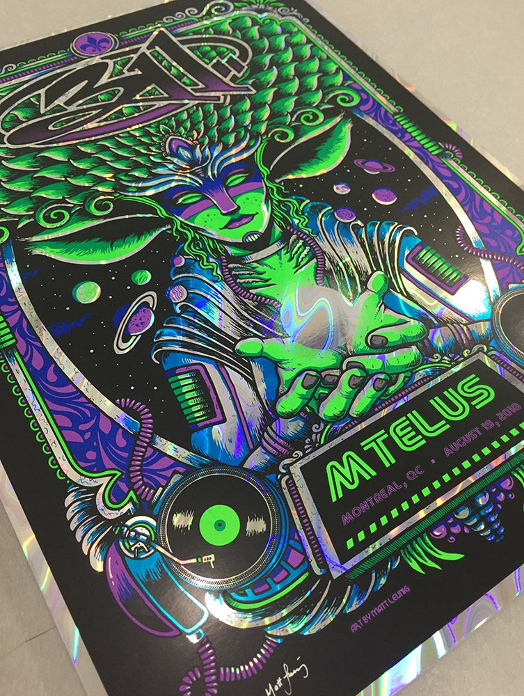 Image of 311 @ Montreal QC & variants - 2018