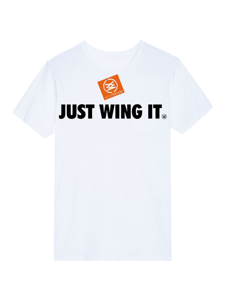 Image of JUST WING IT | Issue 2