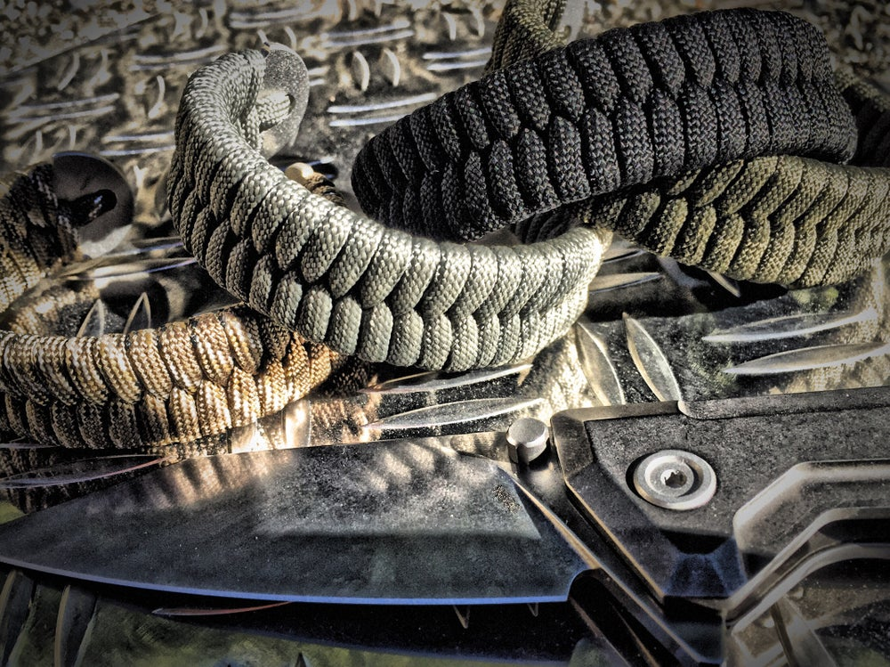 Image of CoBrac / Combat Survival Bracelet