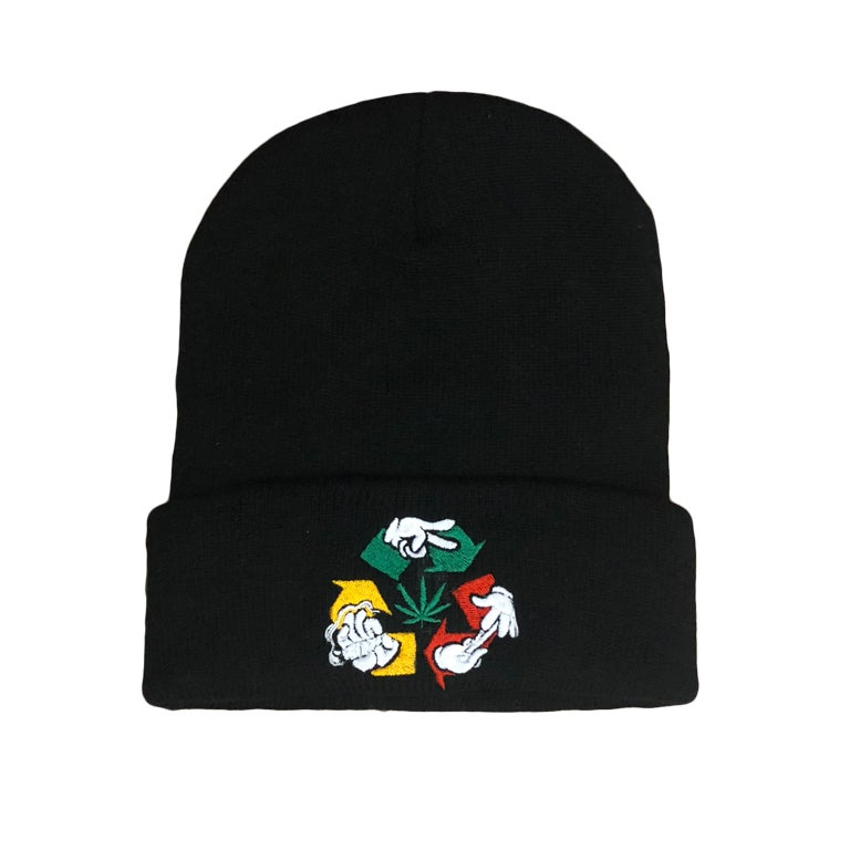 Image of Recycle Beanie