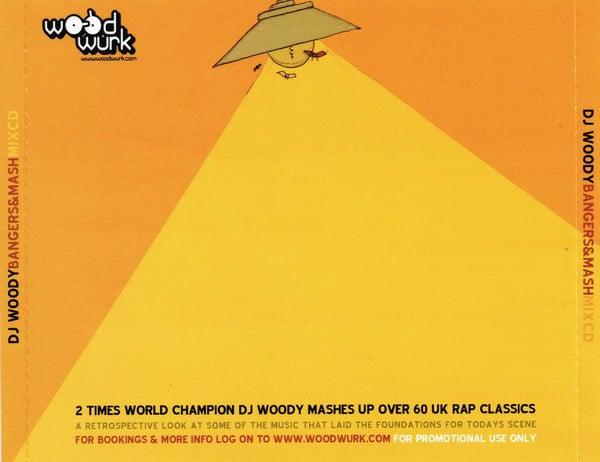 Mix CD - Bangers & Mash by DJ Woody