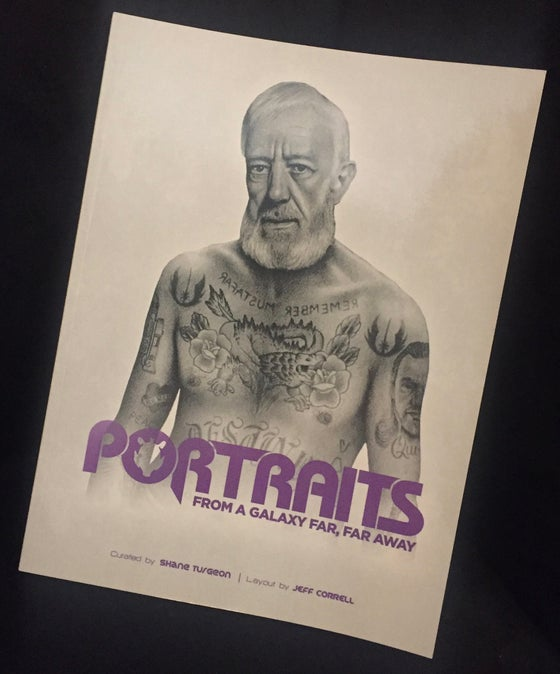 Image of Portraits Book