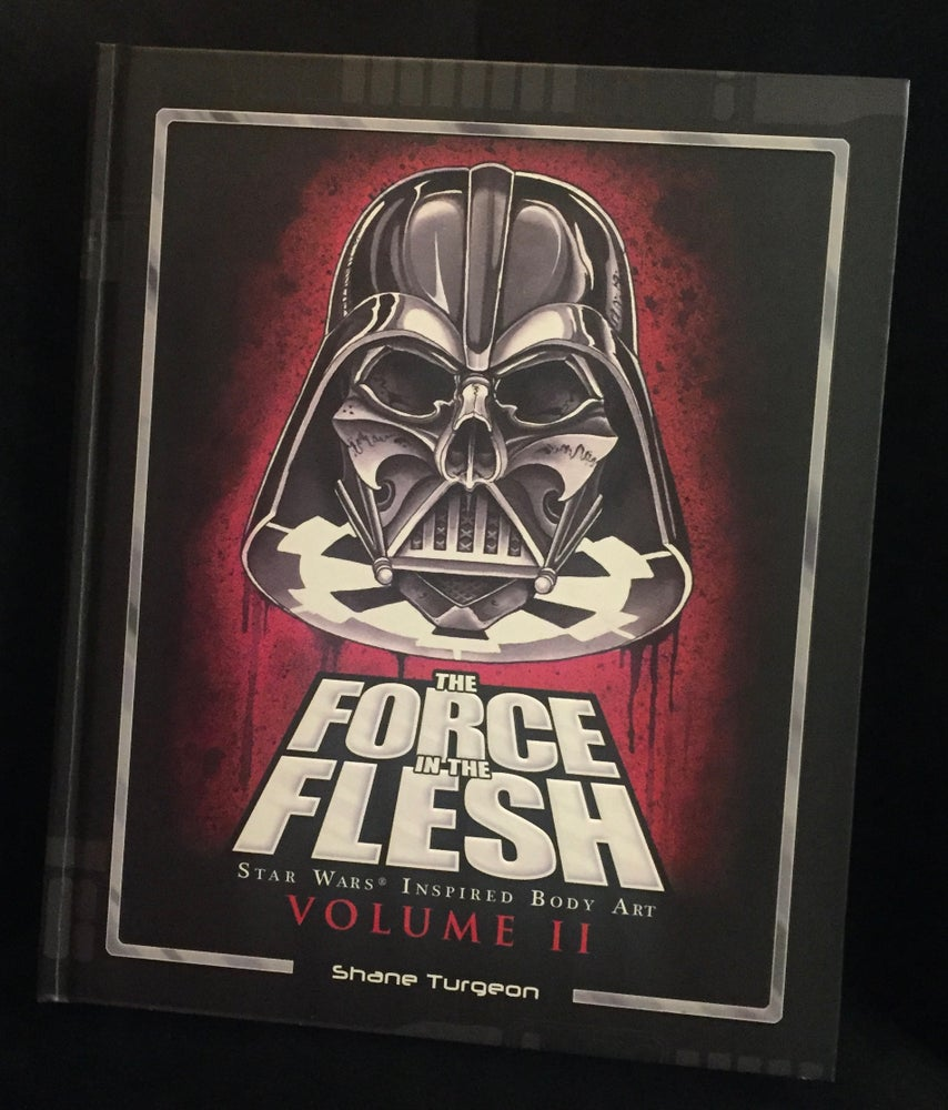 Image of The Force In The Flesh Volume II Book