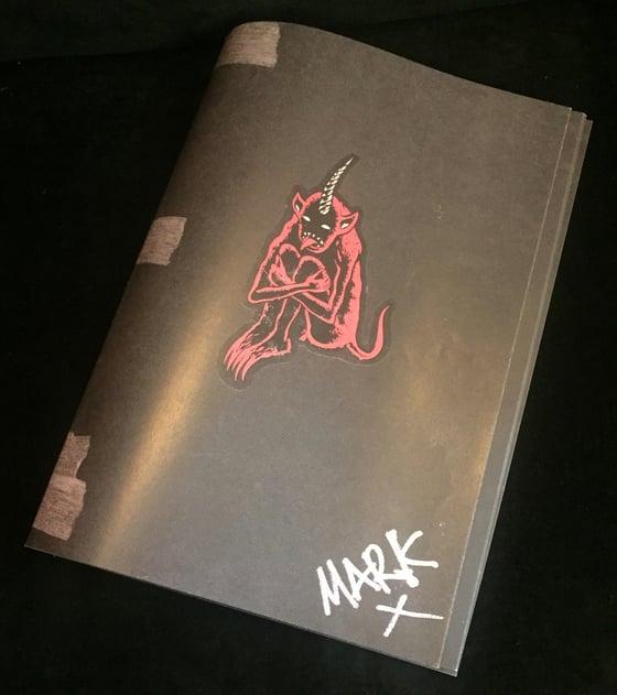 Image of Mark Ford Sketchbook