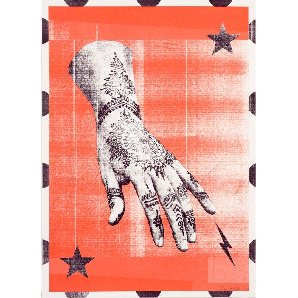 Image of 'Sparks' (Burnt Orange)