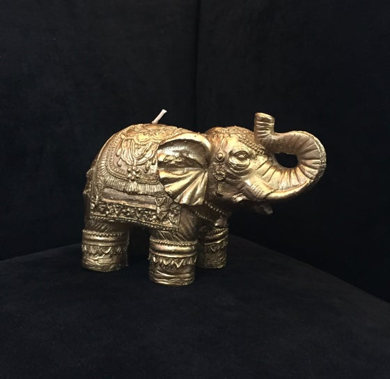 Image of DuKana Elephant Candle