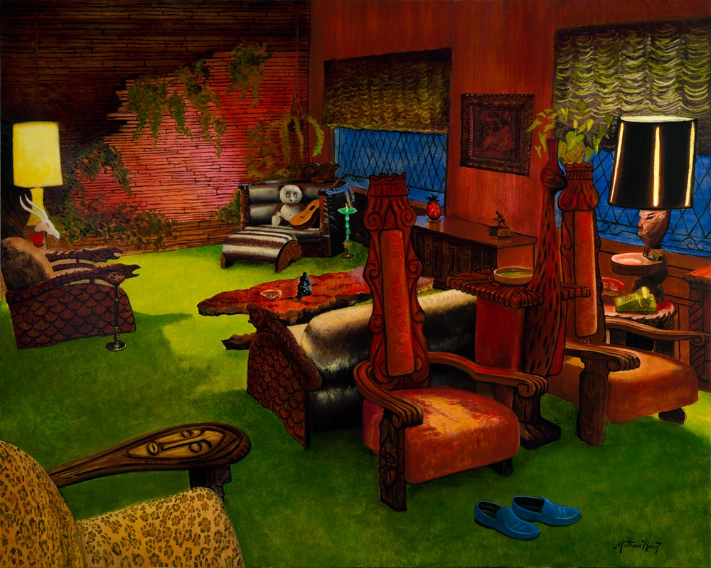 Image of Goodnight Jungle Room