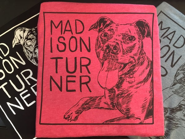 "Image of Madison Turner - ""Dog"" T-Shirt"