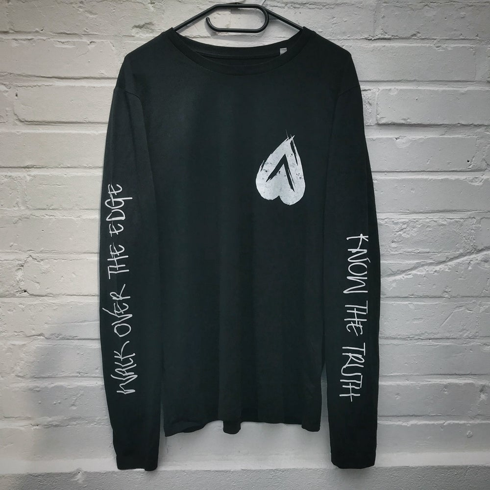 "Image of ""Know The Truth"" Longsleeve (black)"