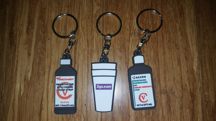 Image of Siplean Pint Keychains