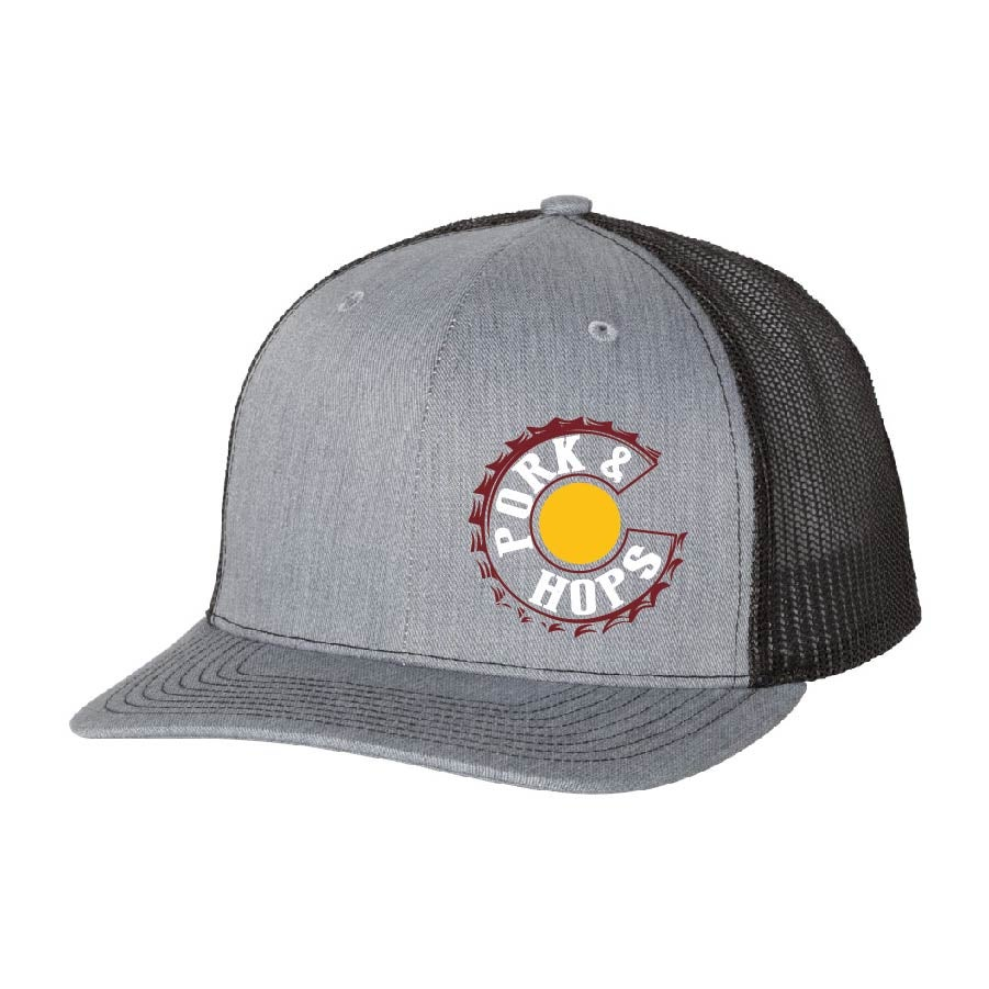 Image of Snapback Trucker Cap
