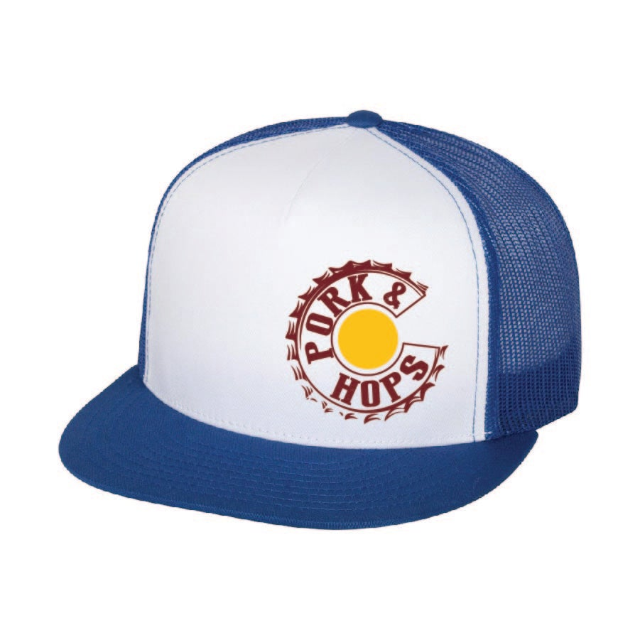Image of Five-Panel Classic Trucker Cap