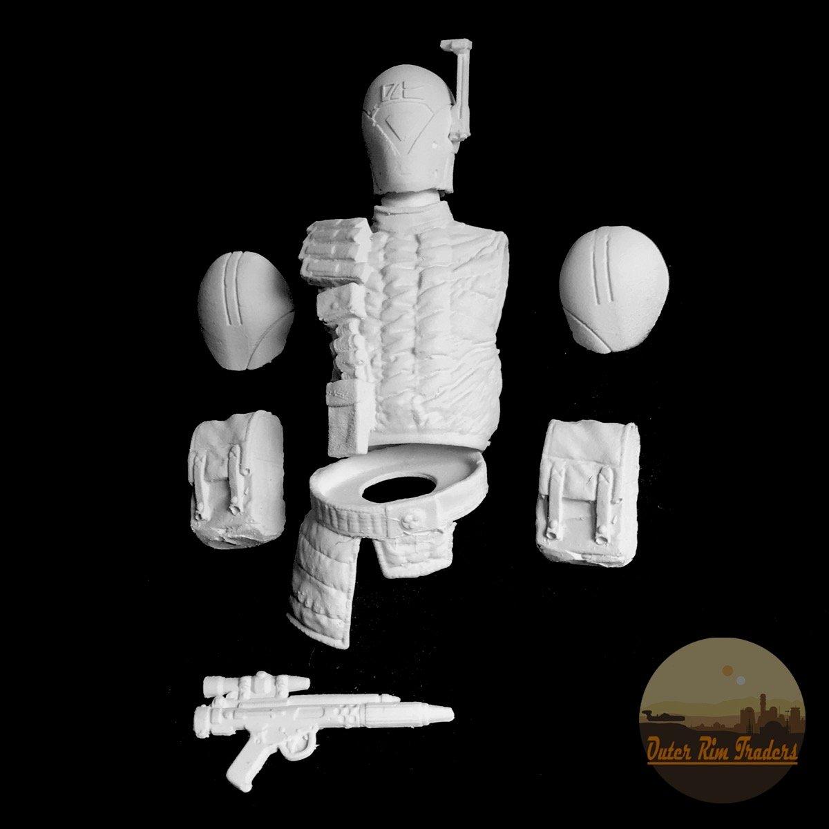Image of Rogue Bounty Hunter Kit