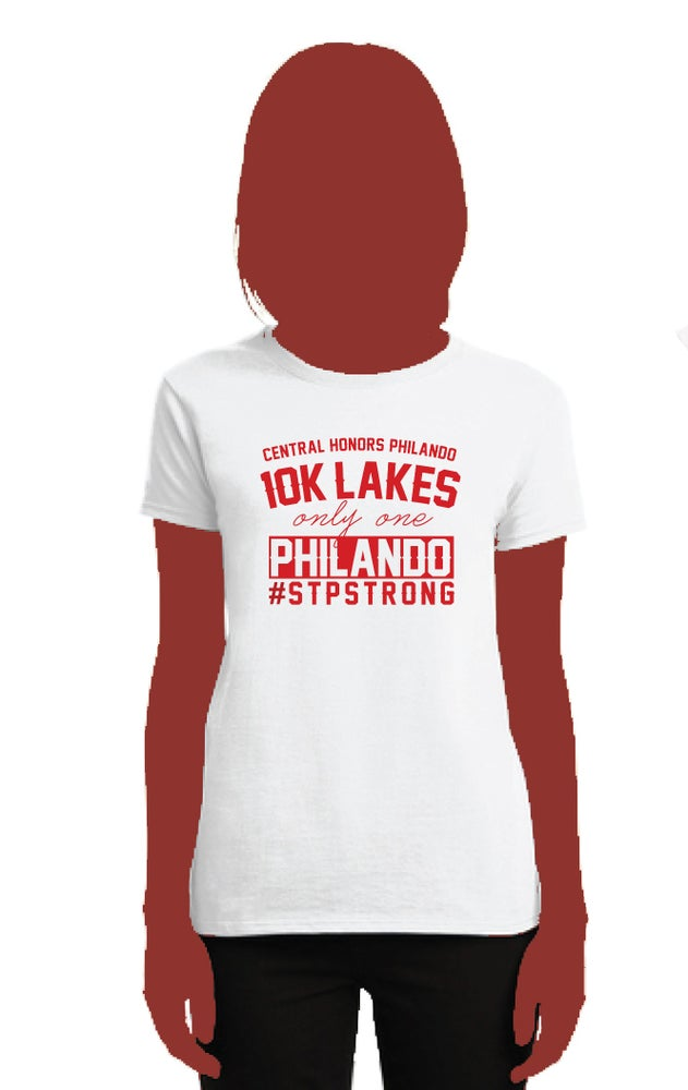 Image of 2018 Central Honors Philando Ladies Shirt