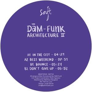 "Image of DâM-Funk ""Architecture II"" 12"" Vinyl EP (European Import)"