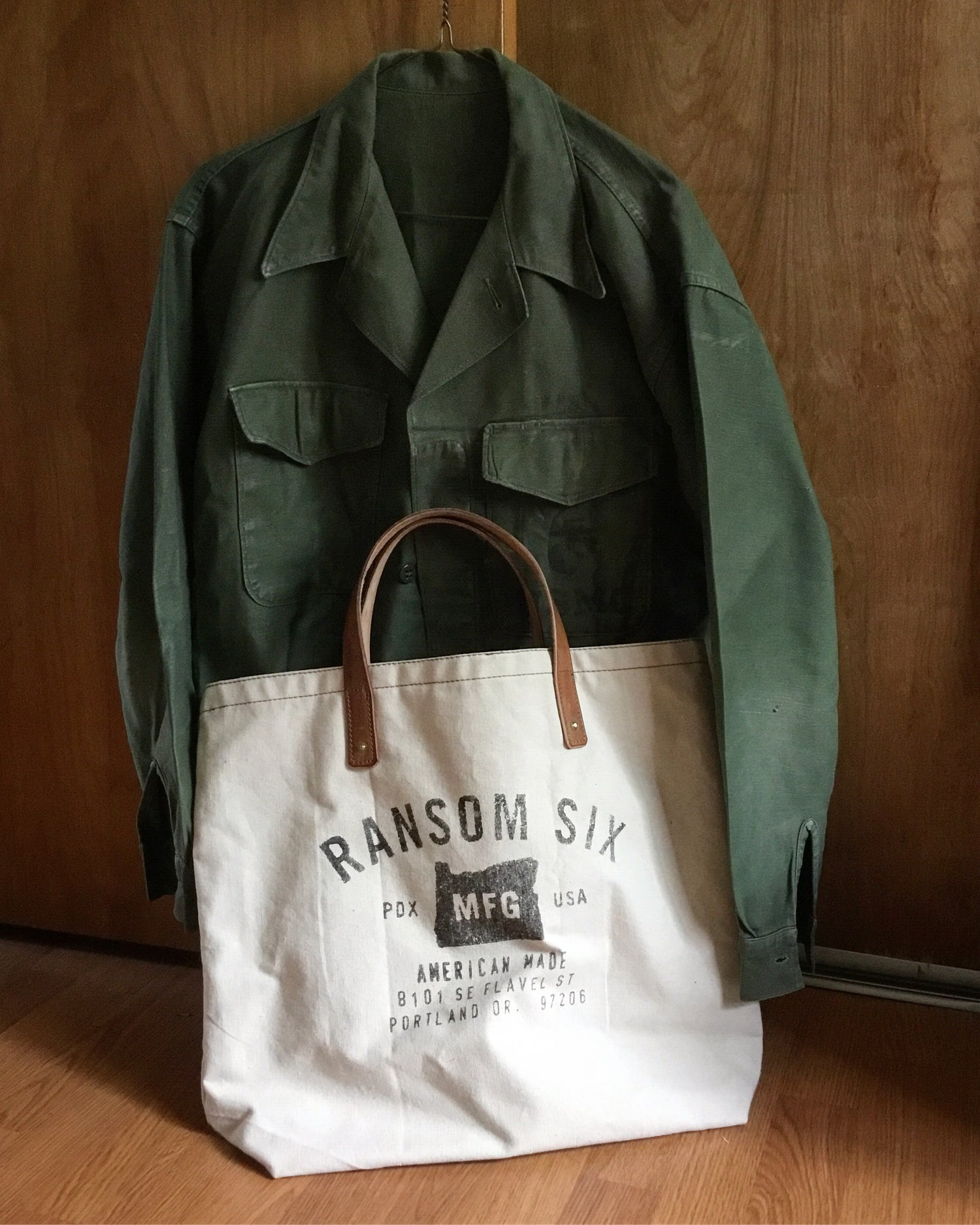 Image of Large Factory Tote