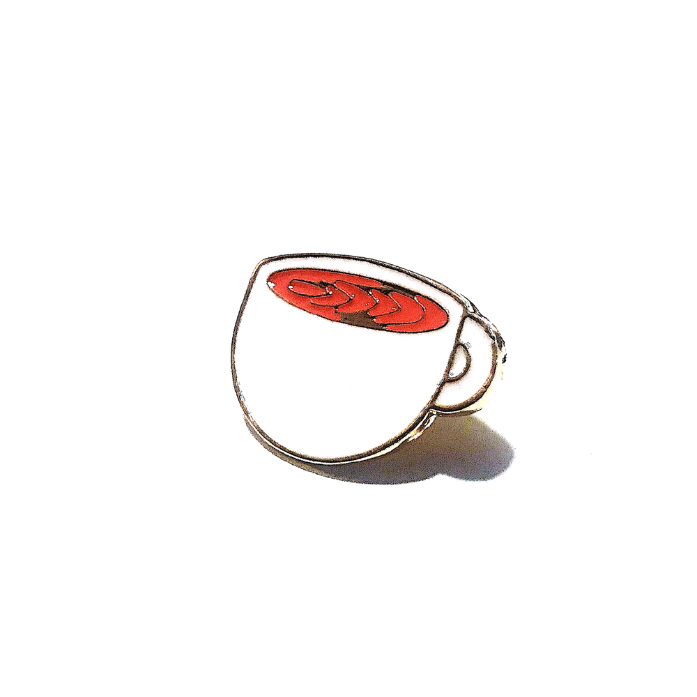 Image of Latte Pin