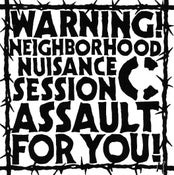 "Image of C - warning! neighborhood nuisance session assault for you! 7""ep"