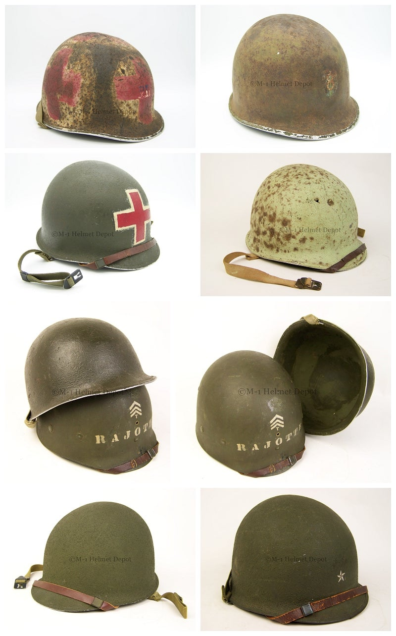 Image of Sold Helmets 10!