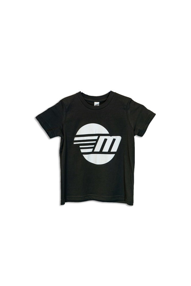 Image of Malibu Youth T-Shirt - Charcoal