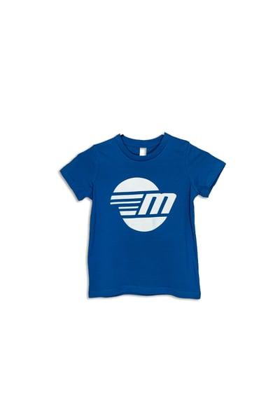 Image of Malibu Youth T-Shirt - Royal Blue